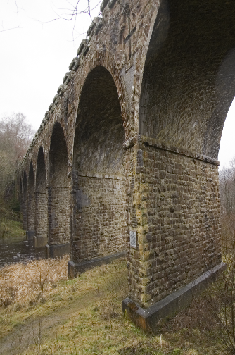 Find out more about Kielder Viaduct and the heritage project on the page we developed on the VisitKielder website